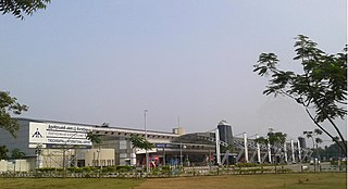 airport in Tiruchirapalli, India