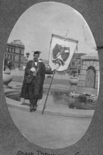 Transvaal University College - Image: University of Pretoria graduation 1908 1930