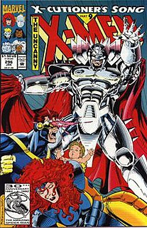 Stryfe character from Marvel Comics
