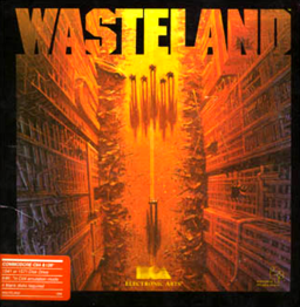Wasteland (video game) - Image: Wasteland Coverart