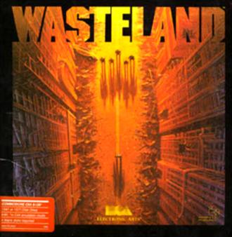 Wasteland (video game) - Image: Wasteland Coverart