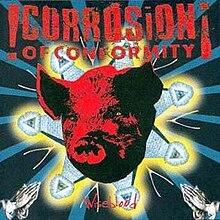 Wiseblood Corrosion Of Conformity Album Wikipedia