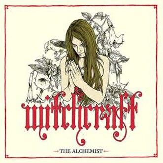 The Alchemist (Witchcraft album) - Image: Witchcraft alchemist