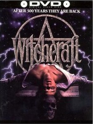 Witchcraft (1988 film) - DVD cover
