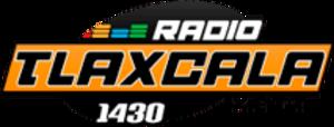 XETT-AM - Image: XETT Radio Tlaxcala 1430 logo