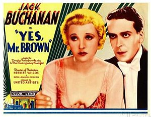 "Yes, Mr Brown - Image: ""Yes, Mr Brown"" (1933)"
