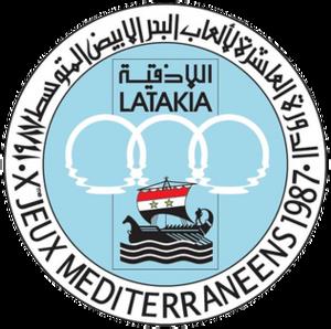 1987 Mediterranean Games