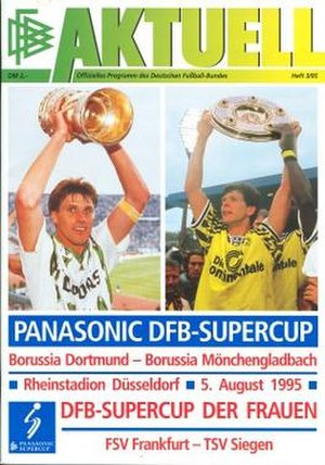 1995 DFB-Supercup
