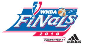 2010 WNBA Finals - Image: 2010 WNBA Finals