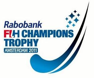2011 Women's Hockey Champions Trophy - Image: 2011 FIH Women's Champions Trophy Logo