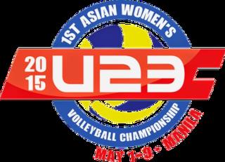 2015 Asian Womens U23 Volleyball Championship