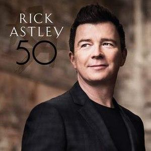 50 (album) - Image: 50 Rick Astley