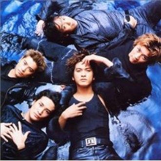 5 Ahead - Image: 5 Ahead TOKIO album cover