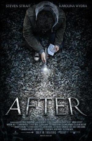 After (2012 film) - Image: AFTER Poster
