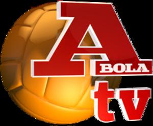 A Bola TV - Image: A Bola TV logo