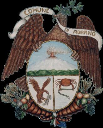Adrano - Image: Adrano Stemma