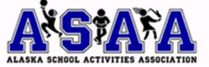 Alaska School Activities Association - Image: Alaska School Activities Association (logo)