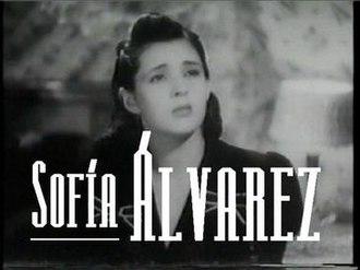 Sofía Álvarez (actress, born 1913) - Álvarez in Here's the Point (1940)