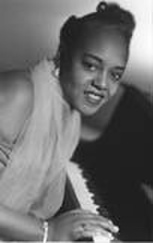 Ann Cole - Image: Ann Cole singer