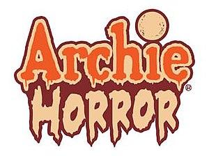 Archie Horror - Image: Archie Horror logo