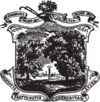 Official seal of Arlington, Massachusetts