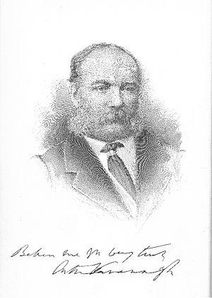 Arthur MacMurrough Kavanagh - Image: Arthur kavanagh