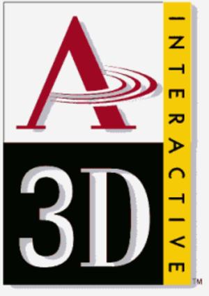 A3D - Image: Aureal A3D (logo)
