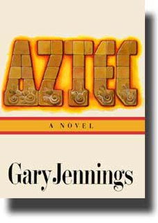 <i>Aztec</i> (novel) novel by Gary Jennings