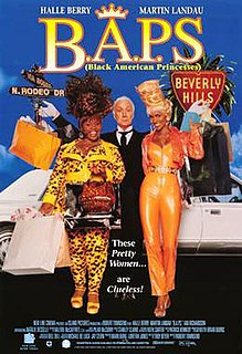 <i>B.A.P.S.</i> 1997 comedy film by Robert Townsend