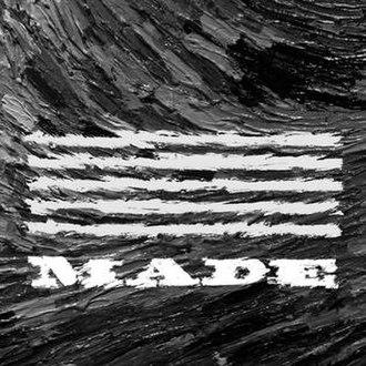 Made (Big Bang album) - Image: BIGBANG MADE