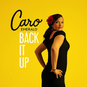 Back It Up (Caro Emerald song) - Image: Back It Up cover