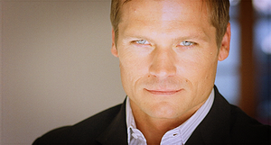 Christopher Hughes II - Bailey Chase as Dr. Chris Hughes