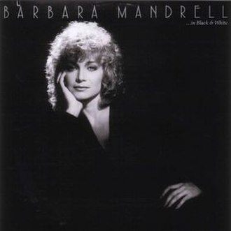 ...In Black and White - Image: Barbara Mandrell In Black and White