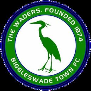 Biggleswade Town F.C. - Image: Biggleswade Town F.C. logo