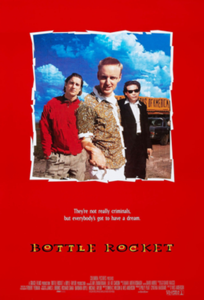 Picture of a movie: Bottle Rocket