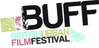 British Urban Film Festival - The official logo for the British Urban Film Festival
