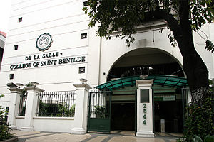 De La Salle Philippines - College of Saint Benilde