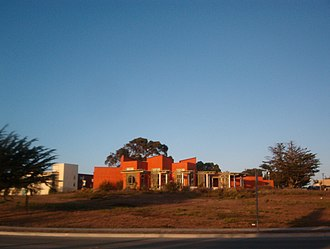 Alumni association - The Alumni Visitor Center of California State University, Monterey Bay.