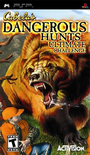 <i>Cabelas Dangerous Hunts: Ultimate Challenge</i>