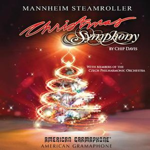 Christmas Symphony (Mannheim Steamroller album) - Image: Christmas Symphony (MS)