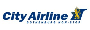City Airline - Image: City Airline logo
