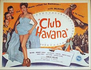 <i>Club Havana</i> 1945 film by Edgar George Ulmer