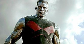 Colossus (comics) - Colossus in the film Deadpool