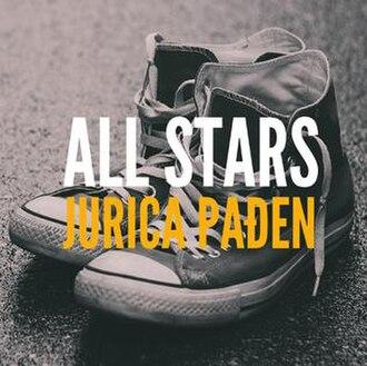 All Stars (Jurica Pađen album) - Image: Cover of All Stars, by Jurica Paden