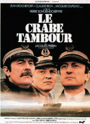 Le Crabe-tambour - Original 1977 Theatrical Poster