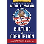 Culture of Corruption- Obama and His Team of Tax Cheats, Crooks, and Cronies cover.jpg