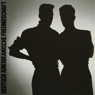 Für immer (D.A.F. album) - Image: DAF Für immer LP sleeve