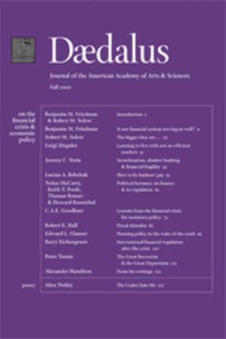 Daedalus (journal) - Image: Daedaluslowres