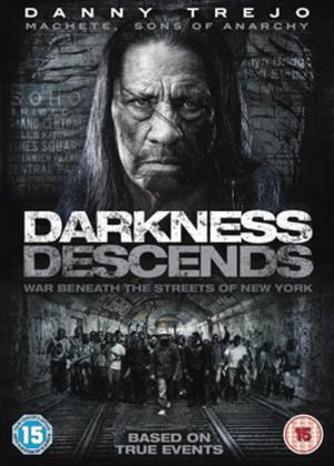 20 Feet Below: The Darkness Descending - Film poster