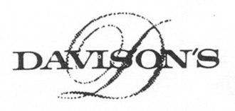 Davison's - Image: Davisons 1970
